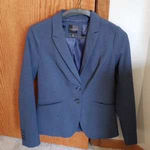 The Limited navy blazer, size 8 tall